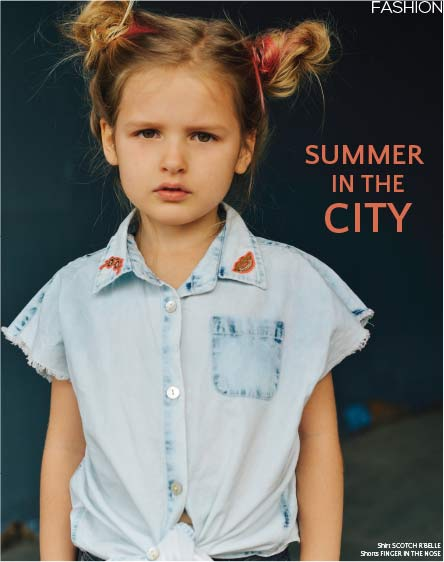 Summer in the city 2016