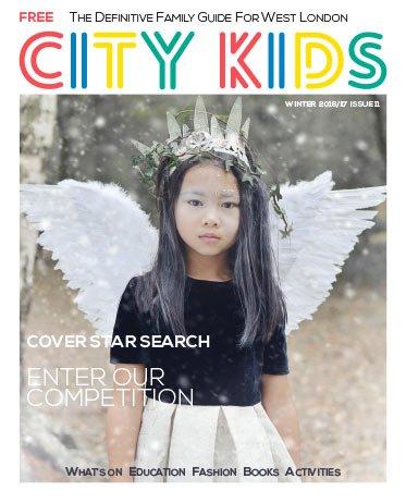 City Kids Magazine Winter 2016/17 - Issue 11