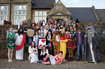 World Book Day at Sexys