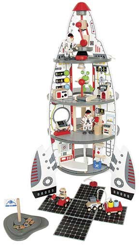 hape discovery spaceship