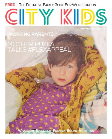 City Kids Magazine Issue 13
