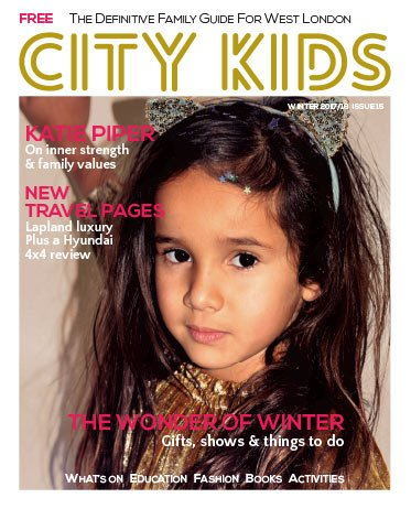City Kids Magazine Issue 15