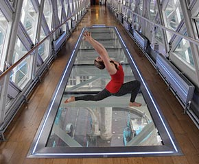 TOWER BRIDGE GLASS FLOOR