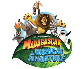 MADAGASCAR - A MUSICAL ADVENTURE