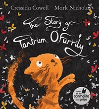 THE STORY OF TANTRUM O'FURRILY