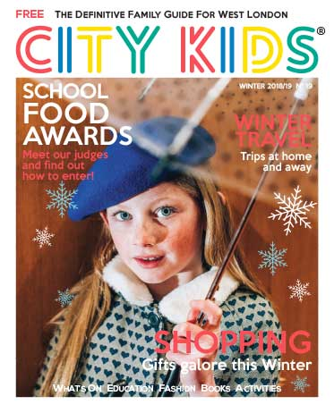 City Kids Magazine Winter 2018/19 Issue 19
