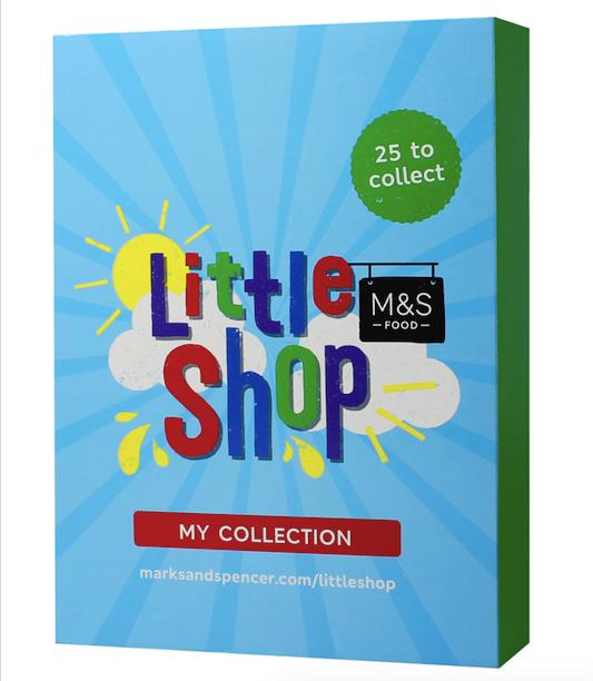 M/&S LITTLE SHOP COLLECTABLES CAULIFLOWER POPCORN