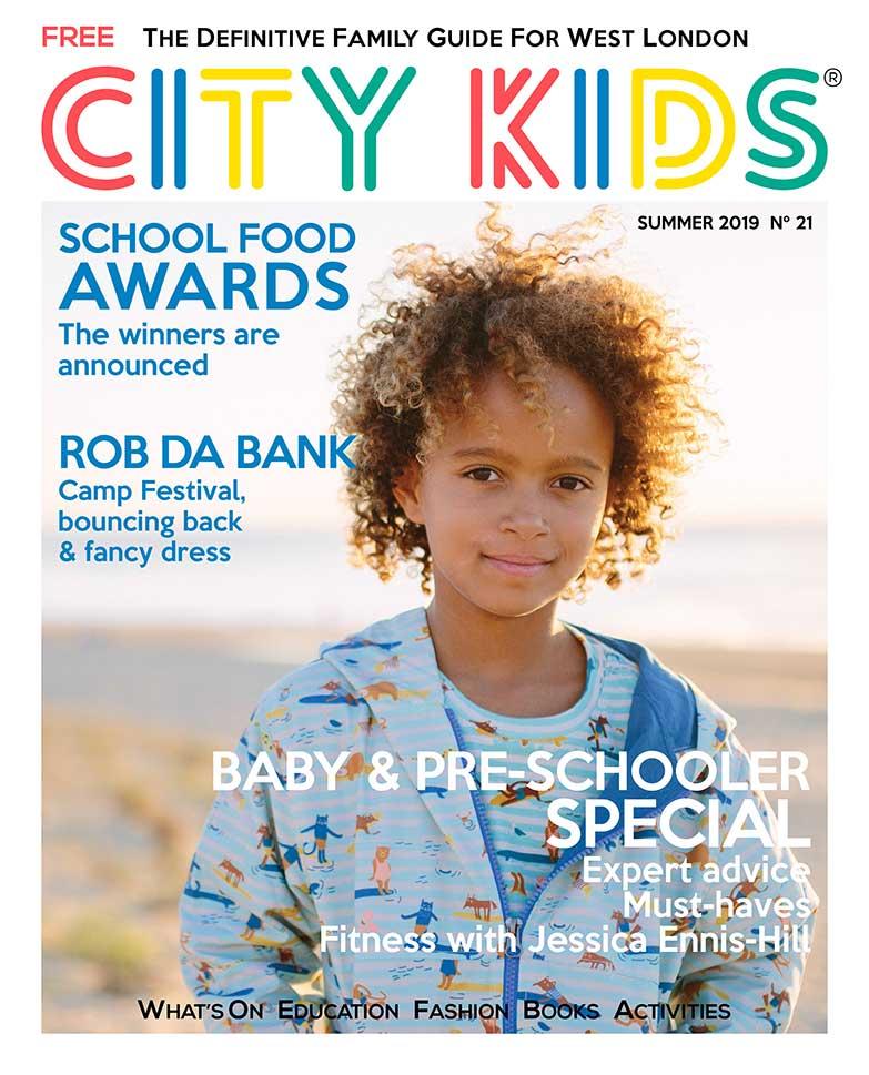 City Kids Magazine Issue 21 Summer 2019