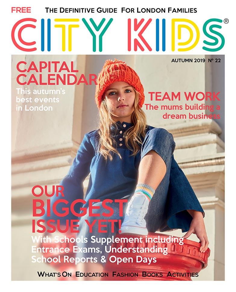 City Kids Magazine Issue 22 Autumn 2019