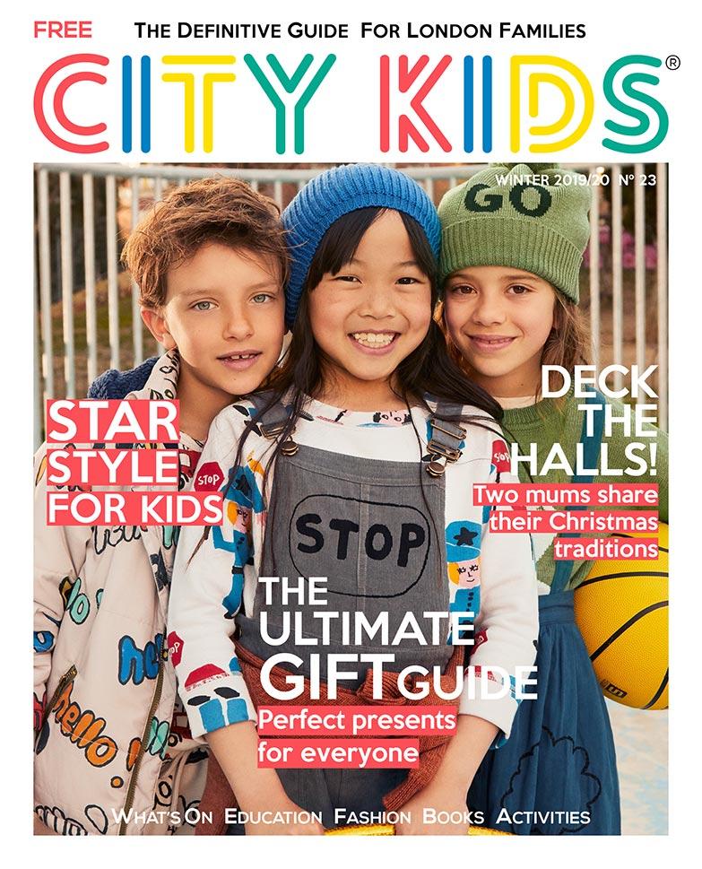 City Kids Magazine Issue 23 Winter 2019/20