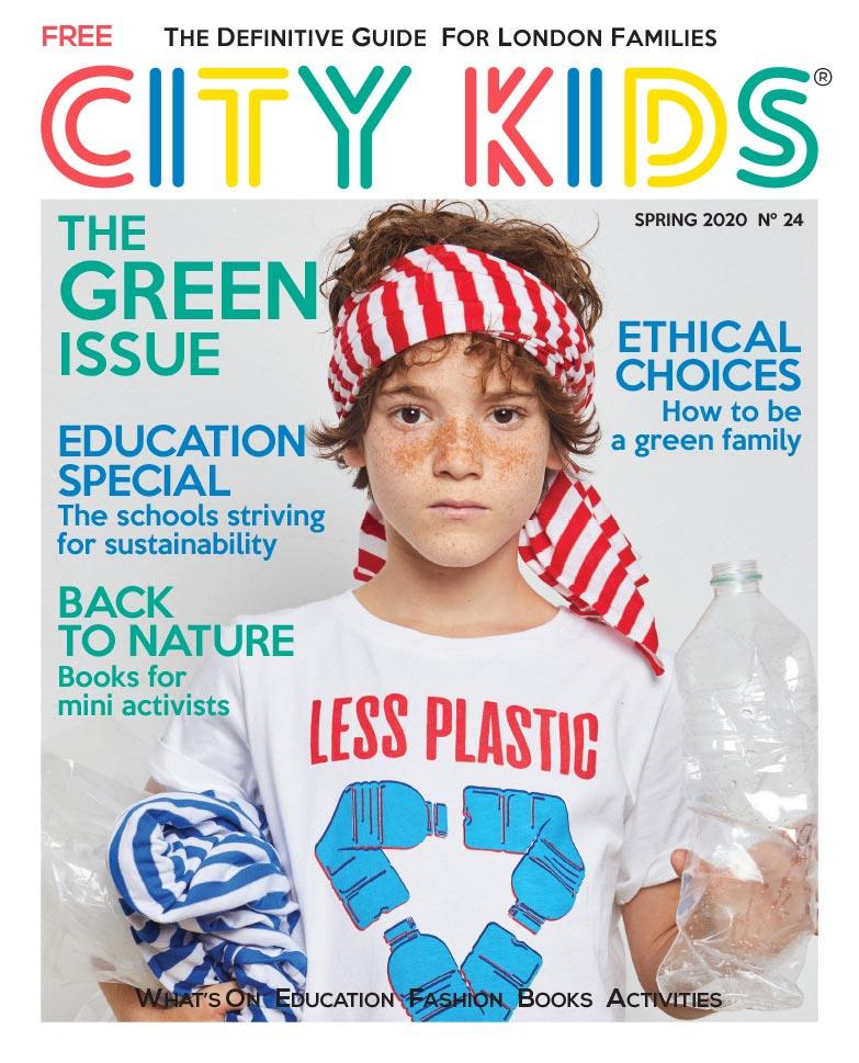 City Kids Magazine Issue 24 Spring 2020