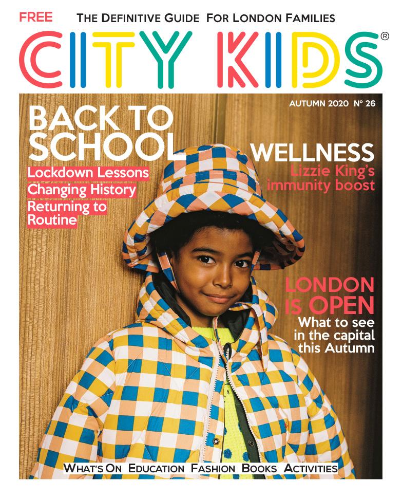 City Kids Magazine Issue 26 Autumn 2020