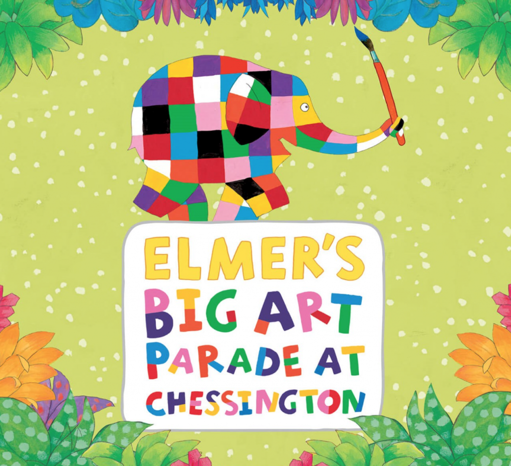 ELMERS BIG ART PARADE AT CHESSINGTON