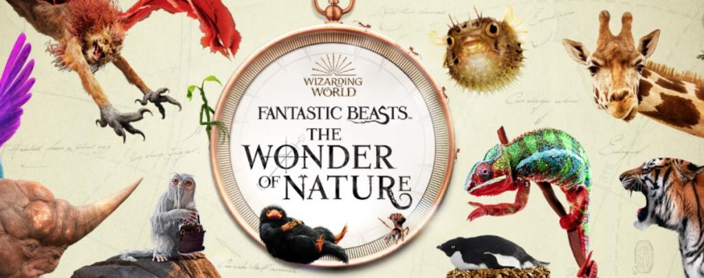 FANTASTIC BEASTS: THE WONDER OF NATURE
