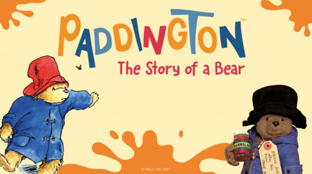 Paddington The Story of a bear
