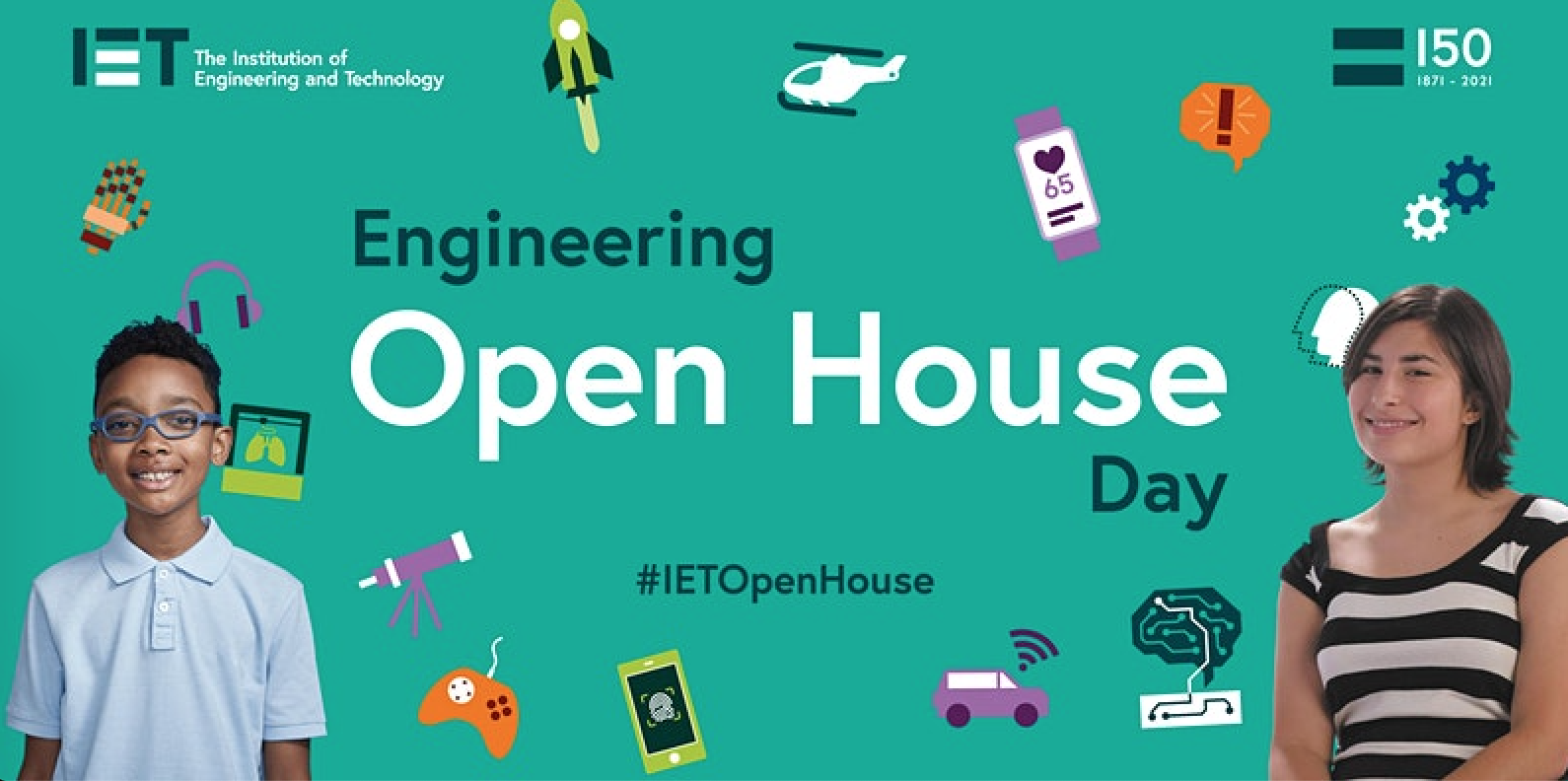 IET Engineering open house day